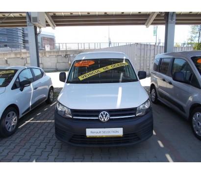 Volkswagen Caddy alb 2015 2.0 diesel exterior fata