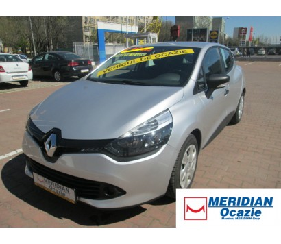 Renault Clio gri 2013 1.5 diesel exterior fata