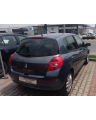 Renault Clio 3 albastru 2008 1.6 benzina exterior spate 2