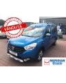 Dacia Dokker albastra 2016 1.5 diesel exterior fata