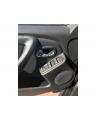 Dacia Duster neagra 2014 1.5 diesel usa fata