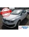 Renault Megane 3 alb 2014 1.5 diesel exterior fata