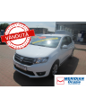 Dacia Logan alba 2016 1.5 diesel exterior fata
