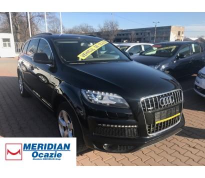 Audi Q7 negru 2012 3.0 diesel exterior fata