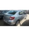 Dacia Logan gri 2015 1.5 diesel exterior spate 2