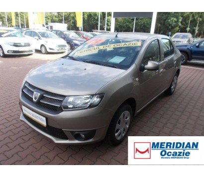 Dacia Logan maro 2014 1.2 benzina exterior fata